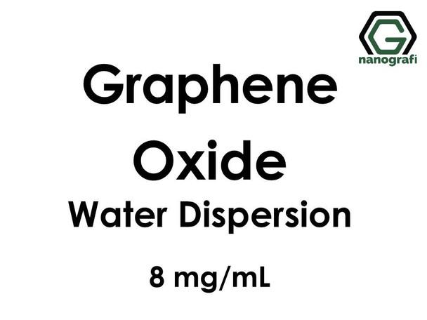 Graphene Oxide dispersion,8 mg/mL, in H2O