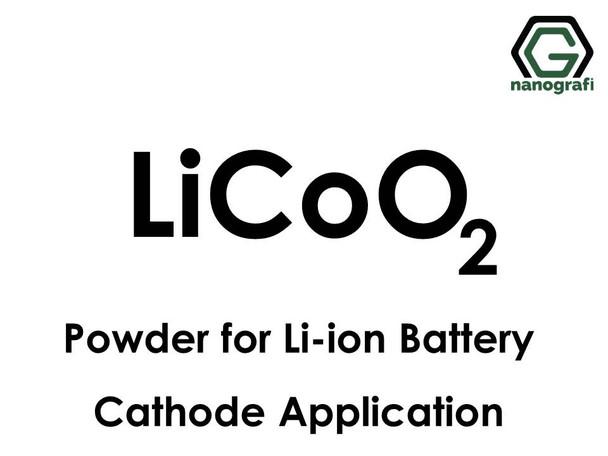 Lithium Cobalt Oxide Micron Powder (LiCoO2) for Li-ion Battery Cathode Application