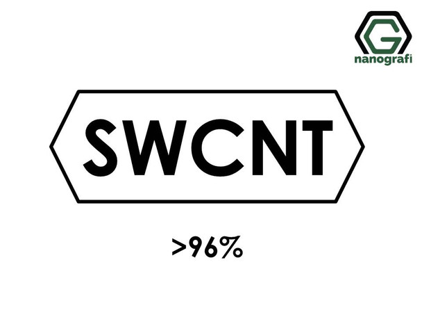 Single Walled Carbon Nanotubes, Purity: > 96%, Dia: 1.0 nm