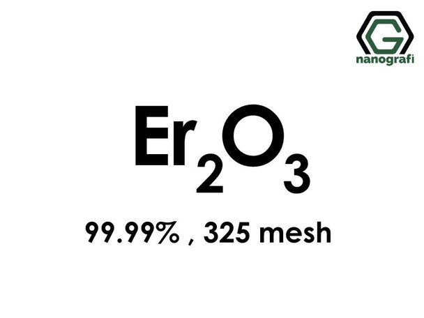 Erbium Oxide, 99.99%, 325 mesh
