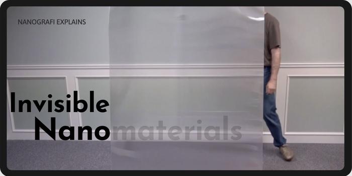 Invisible Nanomaterials