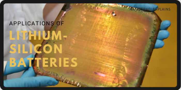 Lithium-Silicon Batteries