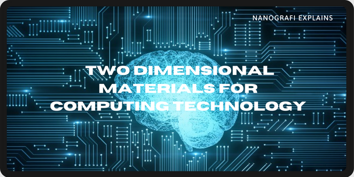 Two Dimensional Materials for Computing Technology