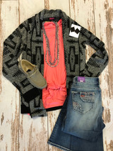 Warm Winter Ladies Outfit of the Day