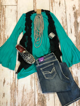 Stock Show Spectator Women's Outfit of the Day