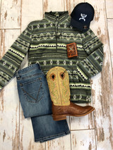 Men's Funky Fleece Outfit of the Day