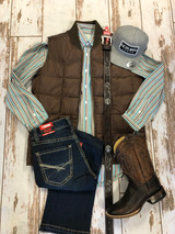 Winter Stock Show Men's Outfit of the Day