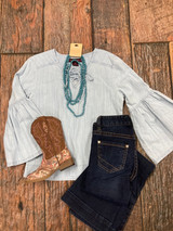 Girl's Western Flat Lay of the Day - 7/31/20