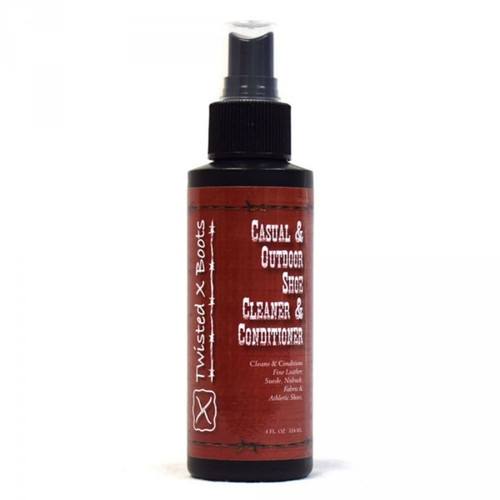 Twisted X Casual and Outdoor Shoe Cleaner and Conditioner