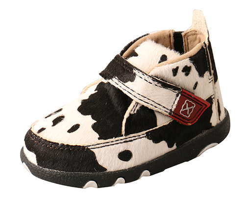 Twisted X Infant Cowhide Mocs ICA0013