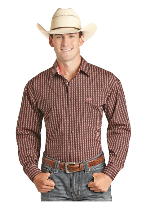 panhandle mens button down