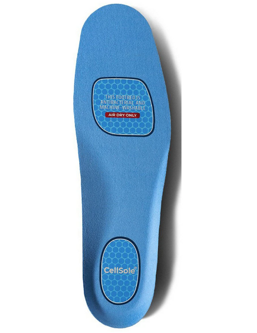 Twisted X Women's Round Toe Cell Stretch Insole