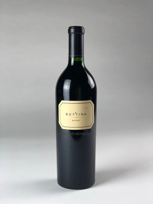 BRYANT ESTATE 'BETTINA' PROPRIETARY RED WINE - 2012