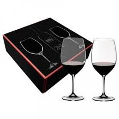 RIEDEL GIFT GLASSES