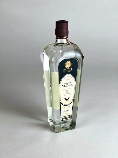RUTTE DUTCH VODKA