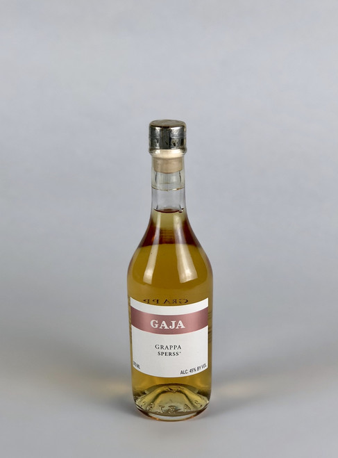 GAJA 'SPERSS' GRAPPA *375ML