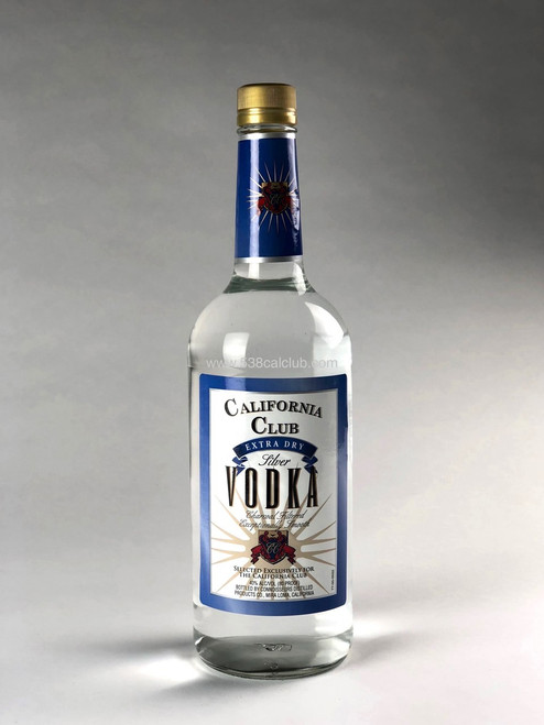 The California Club Vodka