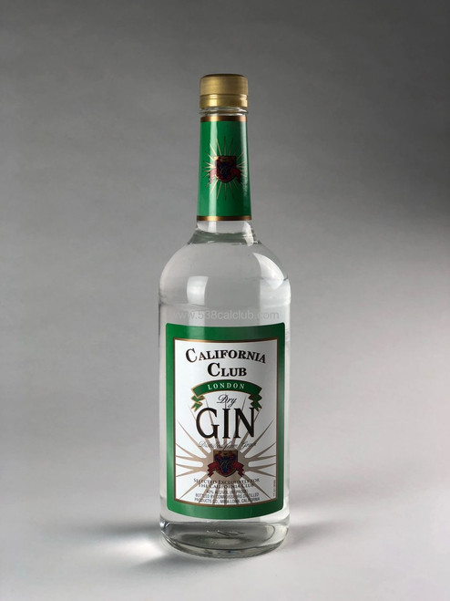 The California Club Gin