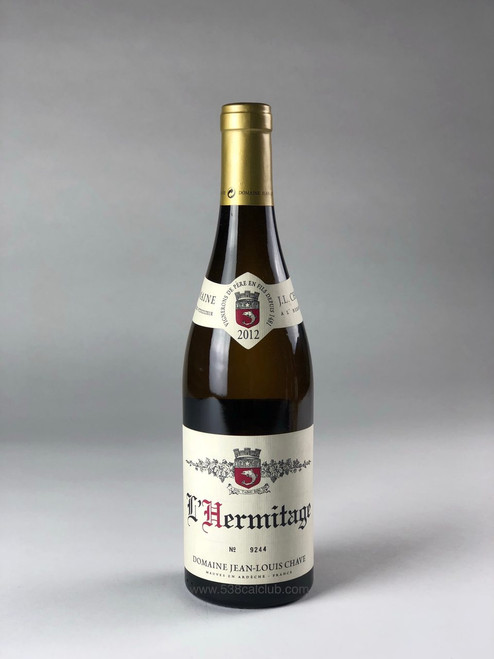 JEAN LOUIS CHAVE HERMITAGE BLANC - 2012