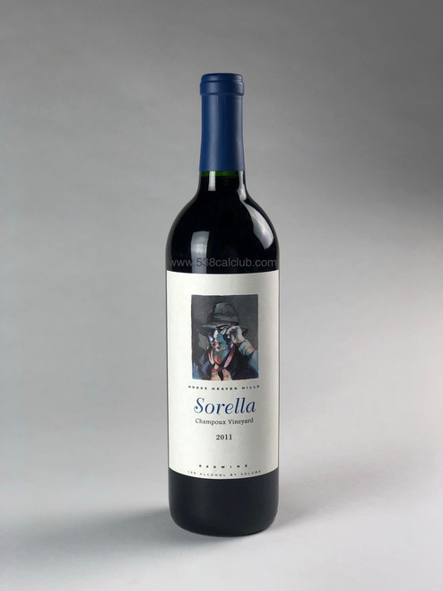 ANDREW WILL RED BLEND 'SORELLA' - 2011