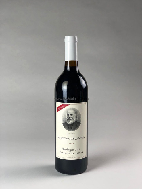"""2013 WOODWARD CANYON """"OLD VINES"""" COLUMBIA VALLEY CABERNET SAUVIGNON"""