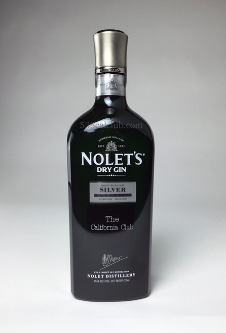 NOLET'S  SILVER - DRY GIN