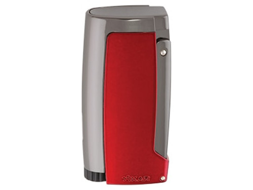 CIGAR LIGHTER XIKAR PULSAR RED