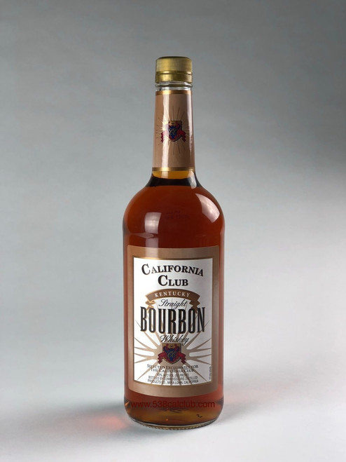 CALIFORNIA CLUB BOURBON