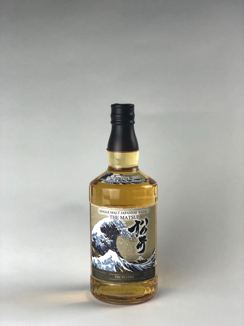 The Matsui The Peated Japanese Single Malt Whisky