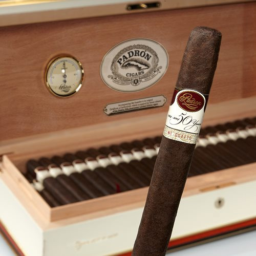 PADRON 50 YEAR ANNIVERSARY LIMITED EDITION - SINGLE