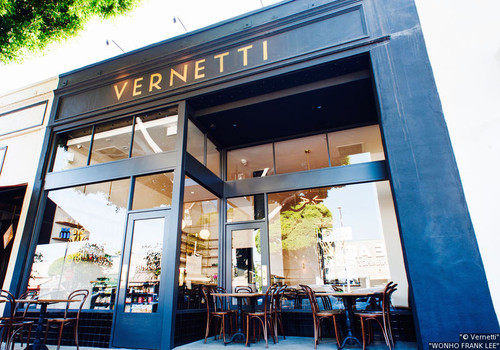 TOUR OF ITALY WINE DINNER AT VERNETTI