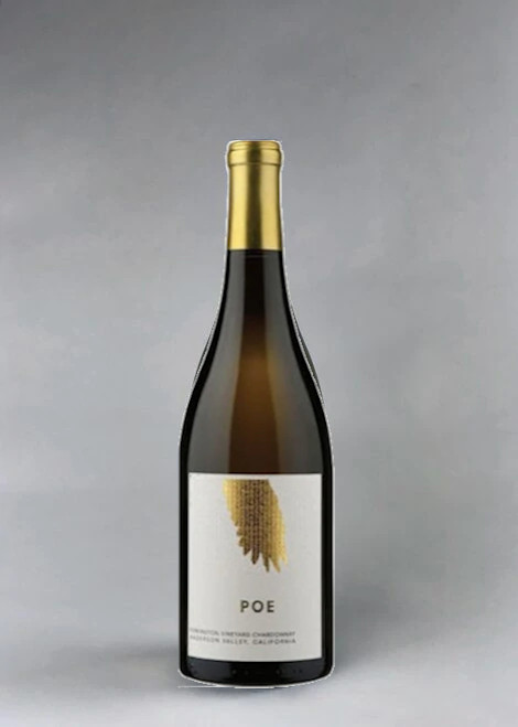 POE WINES FERRINGTON VINEYARD ANDERSON VALLEY CHARDONNAY 2016