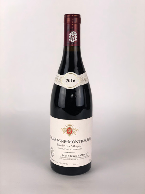 DOM JC RAMONET CHASSAGNE-MONTRACHET 'MORGEOT' - 2016 (ROUGE)