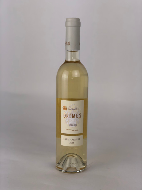 OREMUS BY TEMPO VEGA SICILIA TOKAJI LATE HARVEST 2018 500ML
