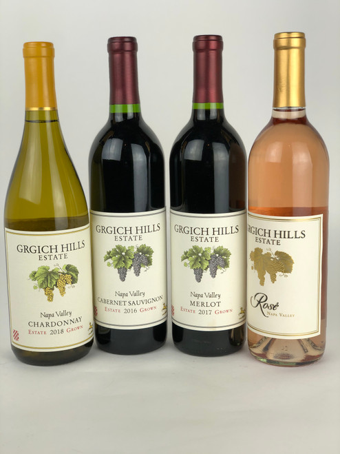 GRGRICH HILLS ESTATE  WINE CLUB