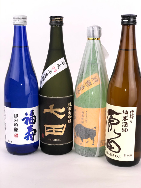 JAPANESE SAKE - WINE CLUB