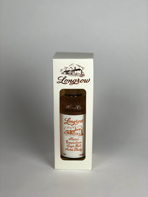 LONGROW PEATED CAMPBELTOWN SINGLE MALT SCOTCH