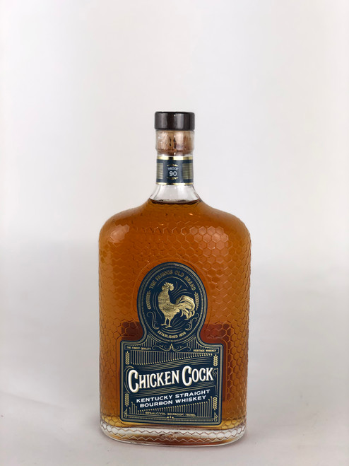 CHICKEN COCK KENTUCKY STRAIGHT BOURBON