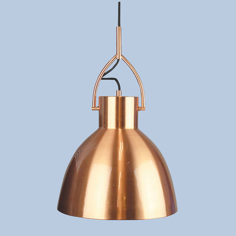 Pendant Copper Kettle Small