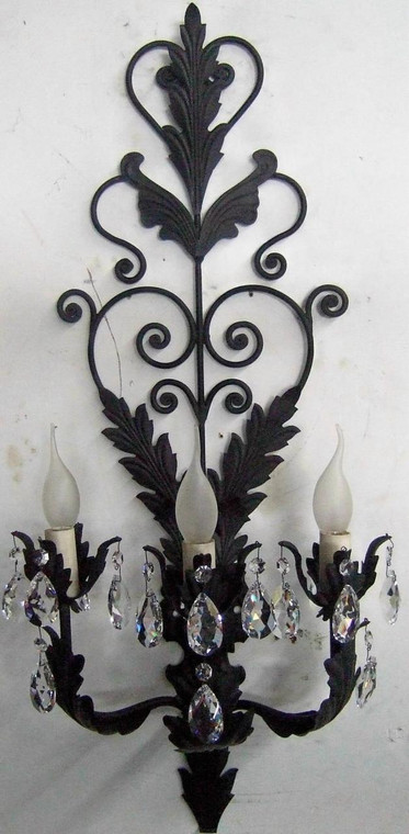 French Provincial Wall Sconce