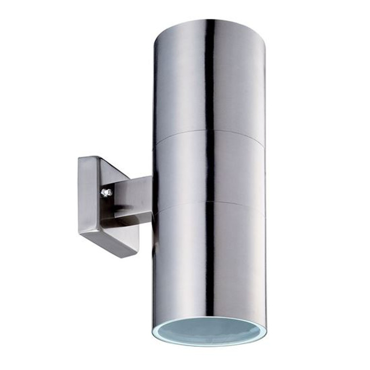 Byron Up/Down Spotlight Stainless Steel (Large)