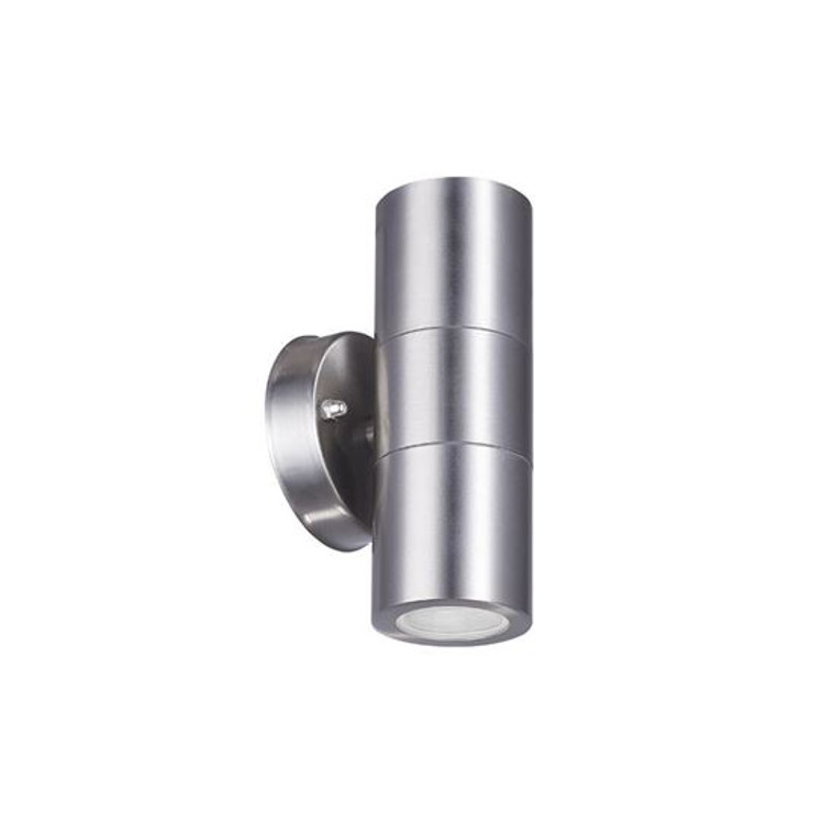 Byron Up/Down Spotlight Stainless Steel (Small)
