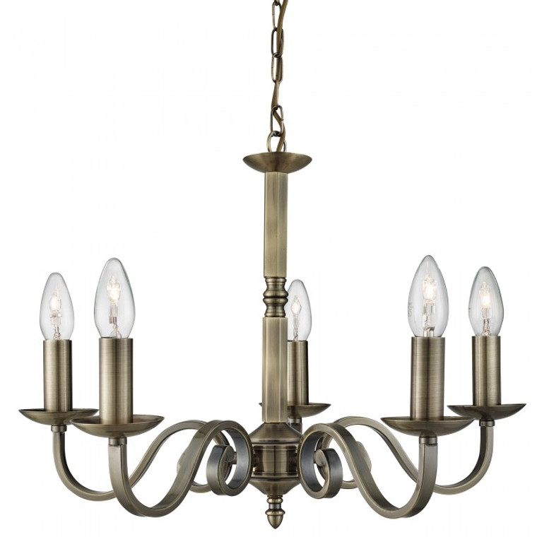 Emerson 5 Light Pendant