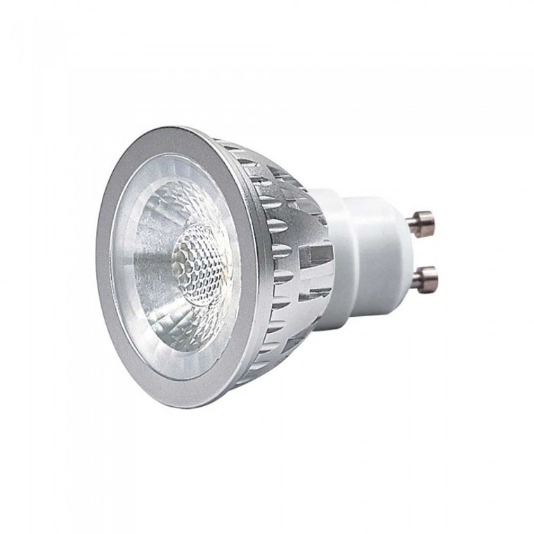 GU10 6W LED Wide Beam 3K