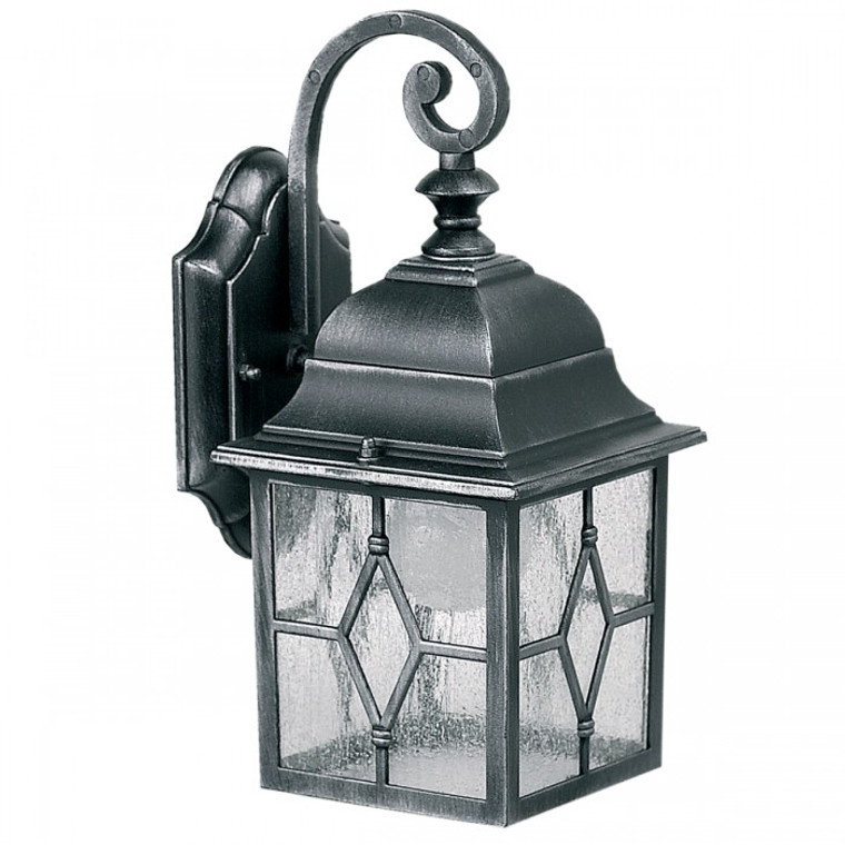 Lead Light hanging style Wall Lantern