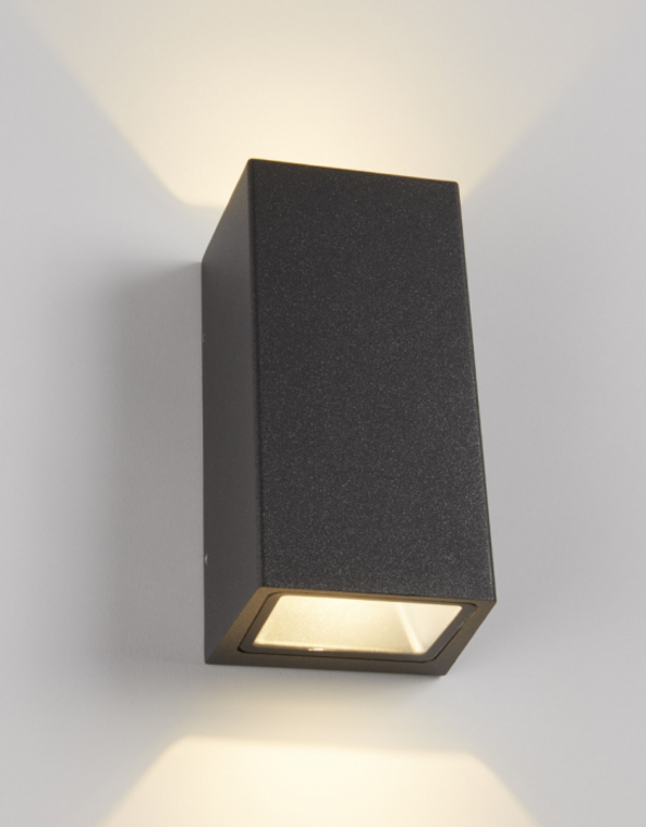 Fenix Up and Down Wall Light - Charcoal