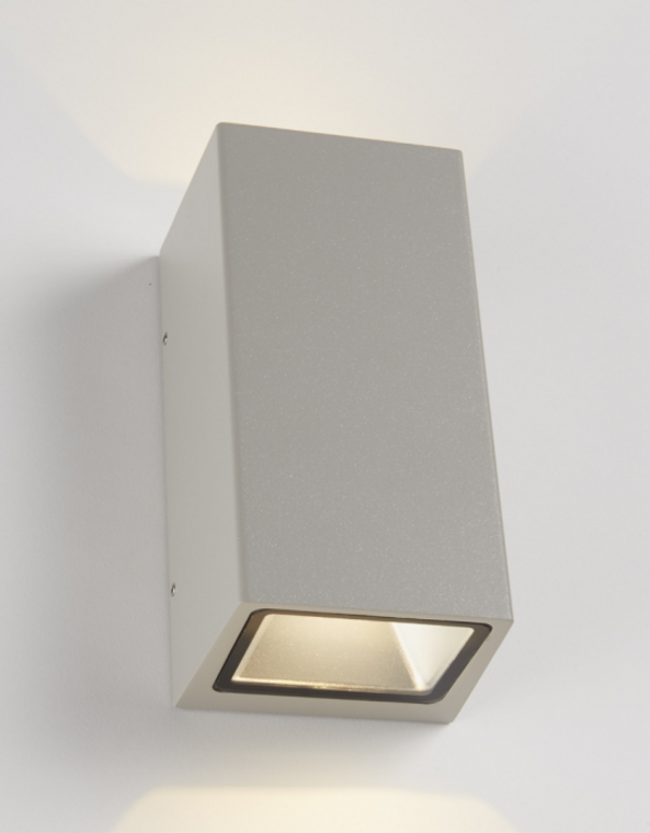Fenix Up and Down Wall Light - Silver