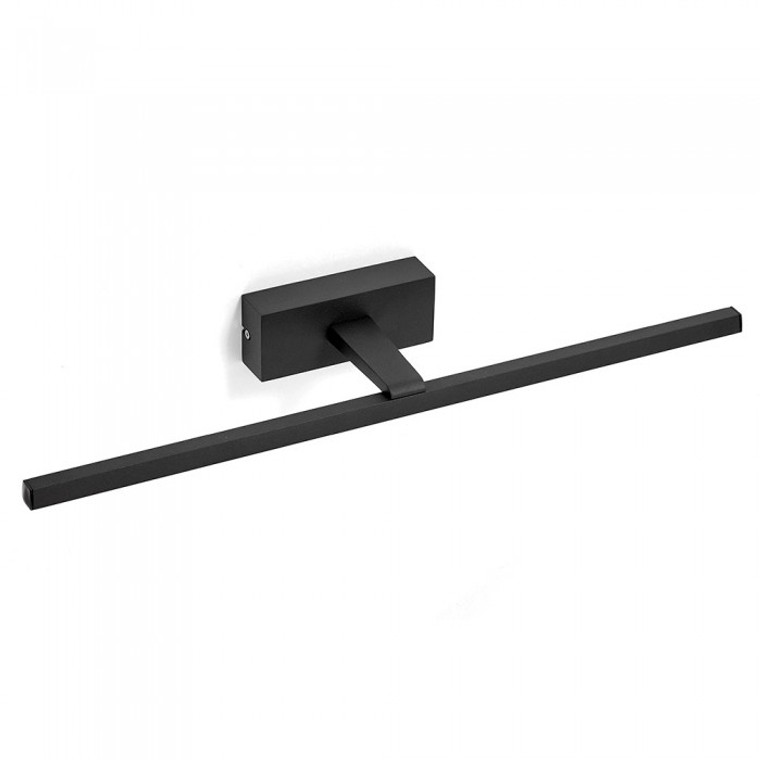 Loxley Wet Area 12w LED Wall Light - Black
