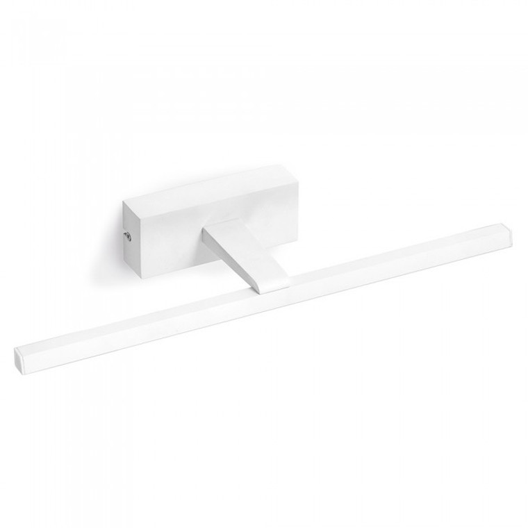 Loxley Wet Area 8w LED Wall Light - White