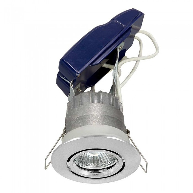 LED Fixed Downlight - Silver